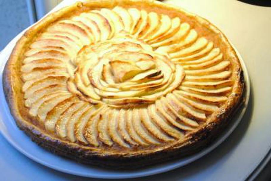Comment améliorer tarte pommes