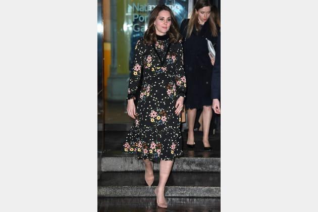 Kate Middleton le 28février 2018
