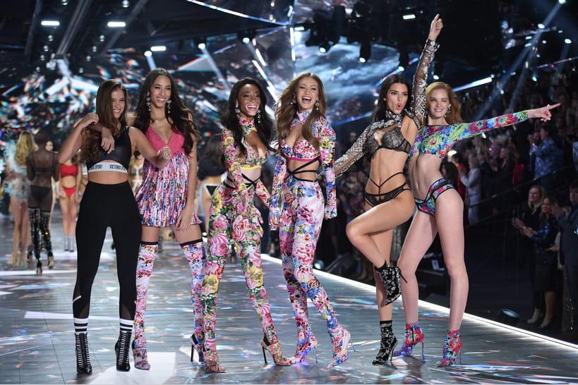 Revivez le défilé Victoria's Secret 2018en images