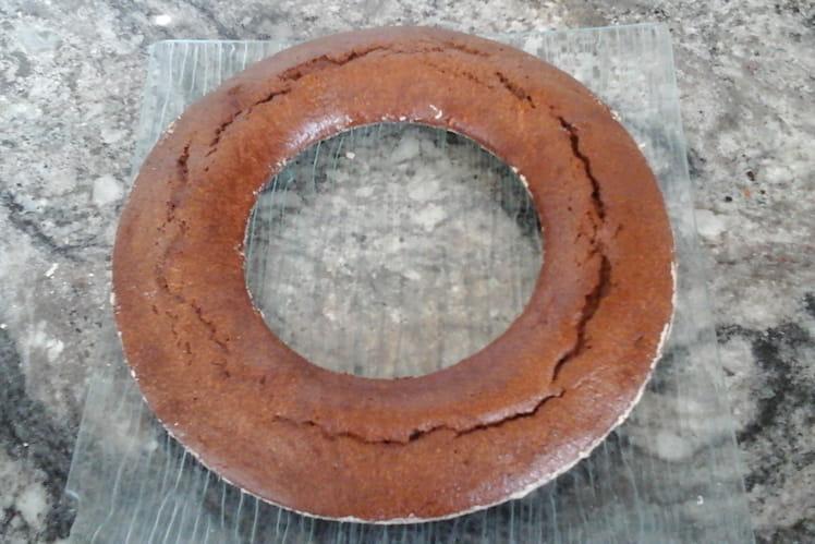 Cake au chocolat sans gluten