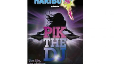 Concours Haribo PIK : Une fille, des platines