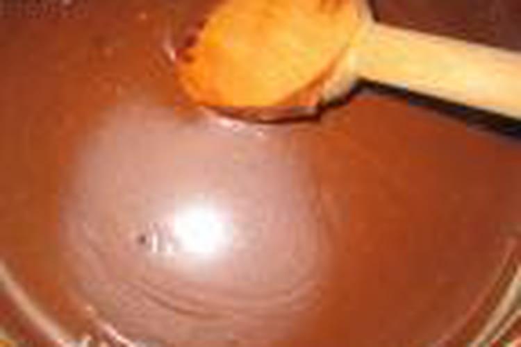 Coulis de Carambar au caramel