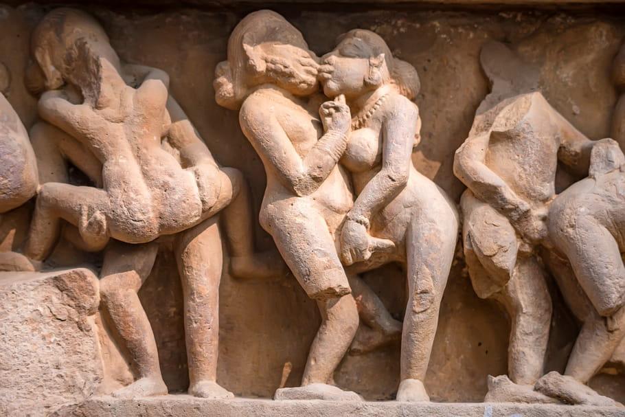 Kamasutra: le guide complet des positions sexuelles