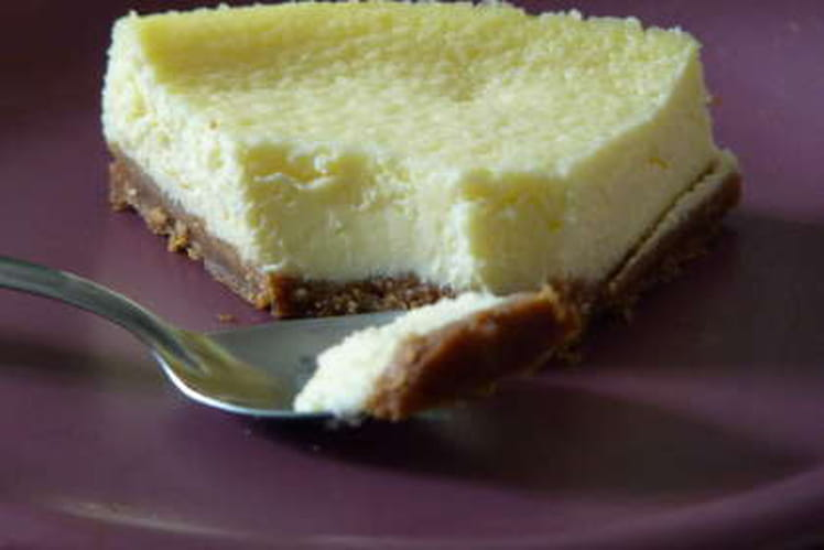 Tarte fromage au spéculoos