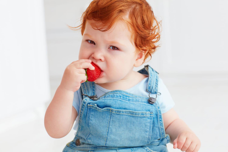 Allergie alimentaire du bébé: symptômes, que faire?