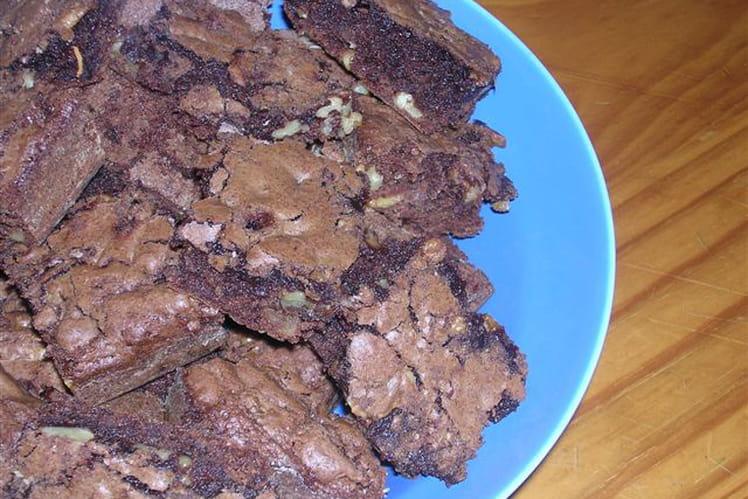 Brownies comme en Amérique