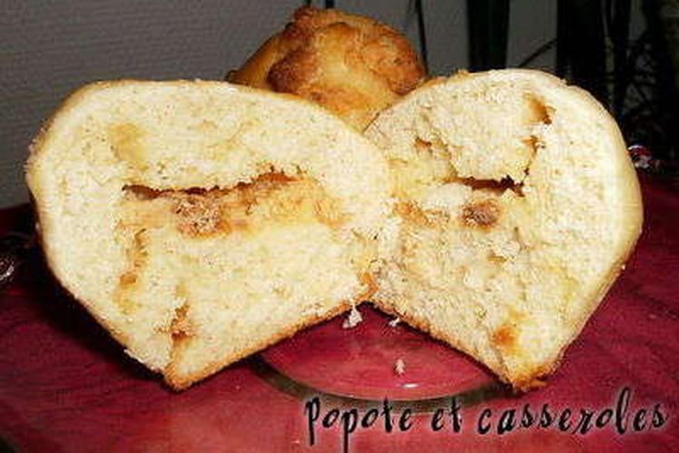 Muffins au Galak speculoos