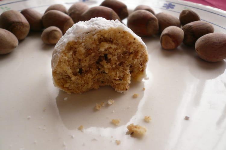 Petits gâteaux suédois