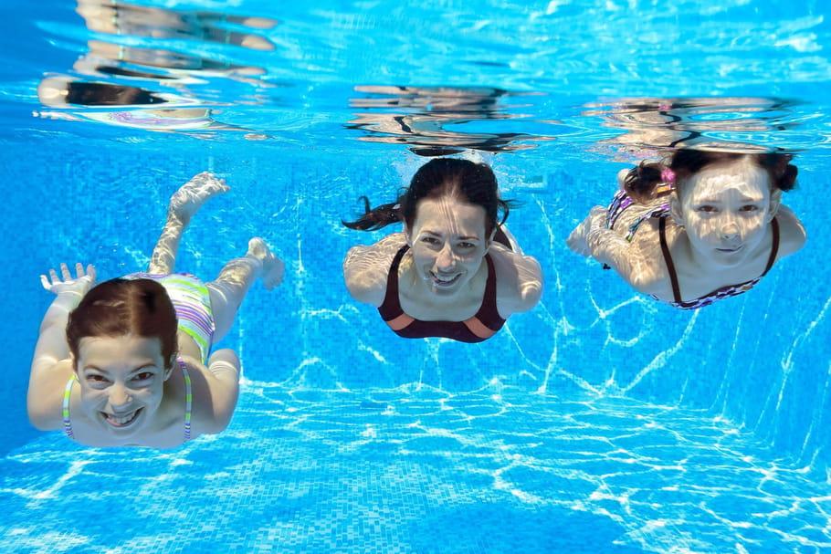 Noyade: 16% des Français ne savent pas nager