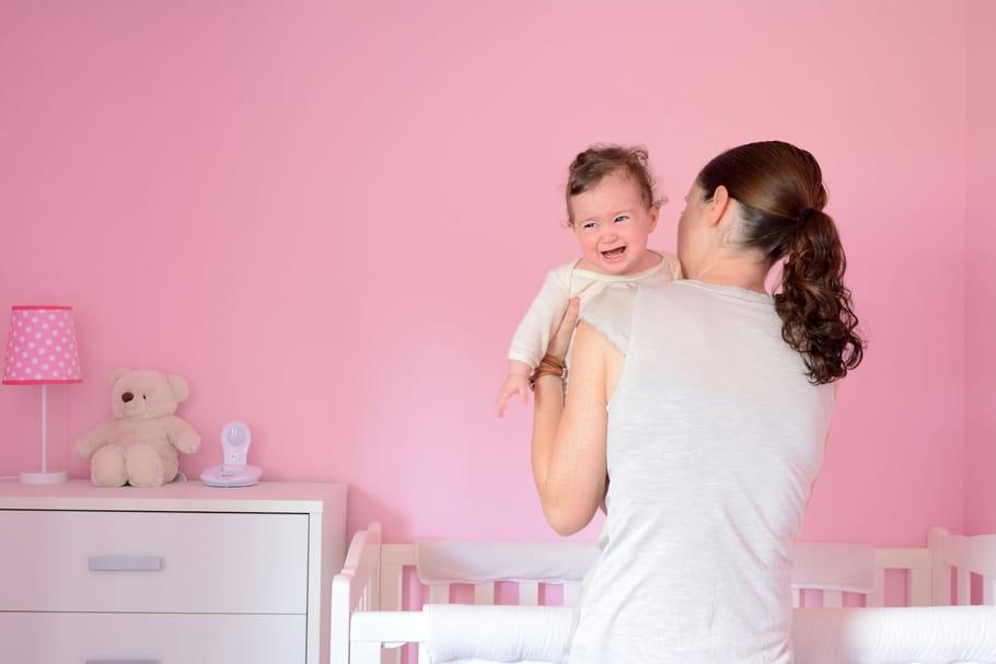 L'angoisse du 8e mois, comment gérer les peurs de bébé?