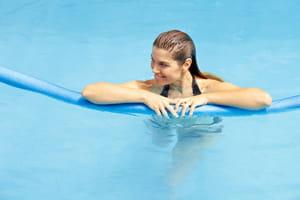 la natation est un sport excellent contre la rétention d'eau.