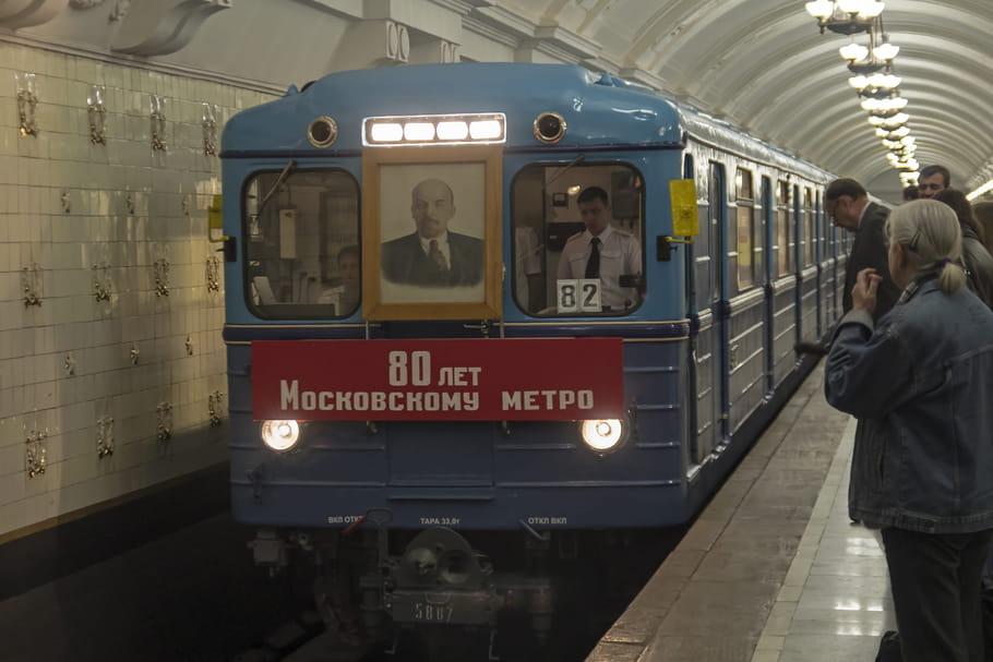 Des femmes russes, bientôt aux commande du métro de Moscou