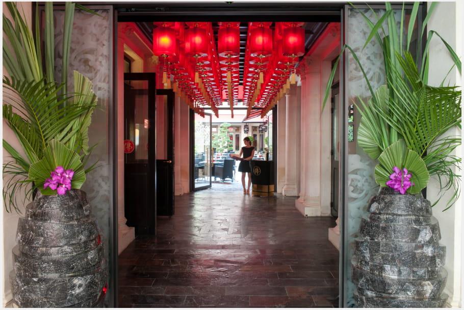 Le Buddha Bar Hôtel Paris