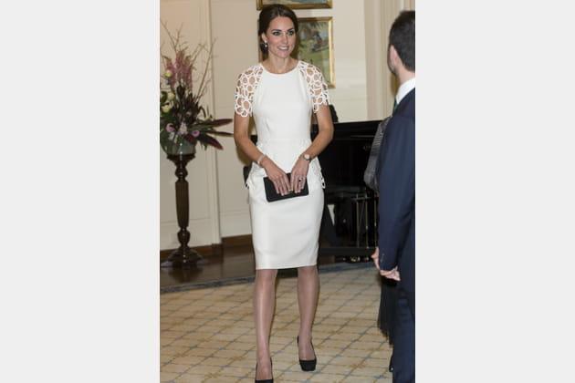 Kate Middleton le 24avril 2014