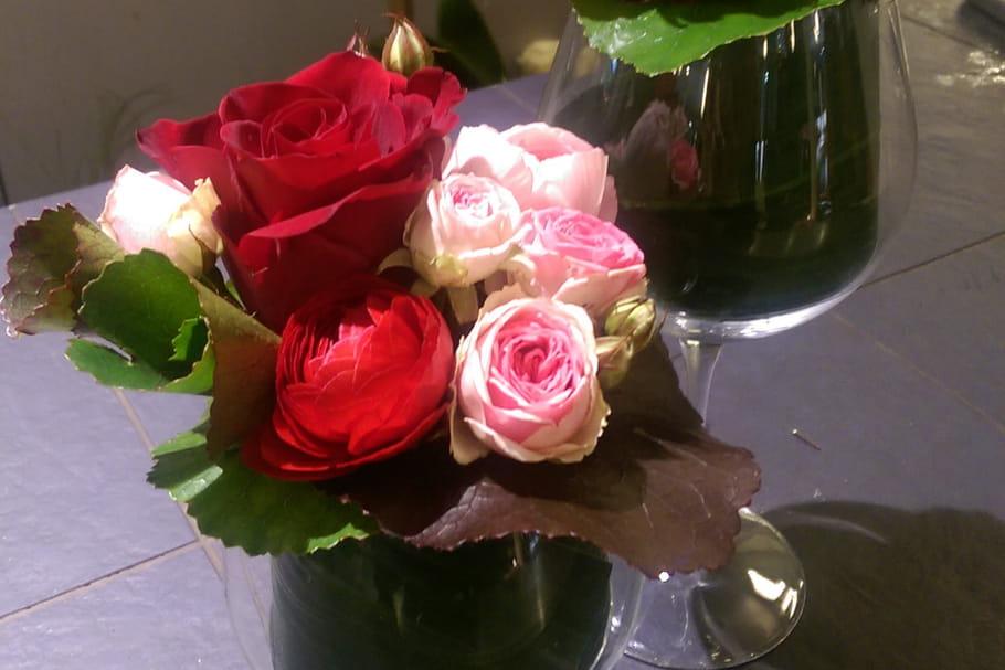 Comment faire une déco fleurie pour la Saint-Valentin ?