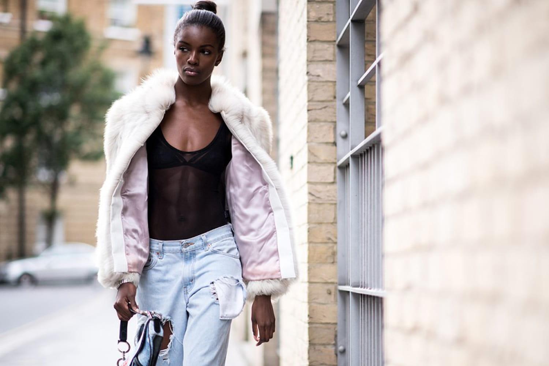 Leomie Anderson: mannequin, féministe engagée et influenceuse