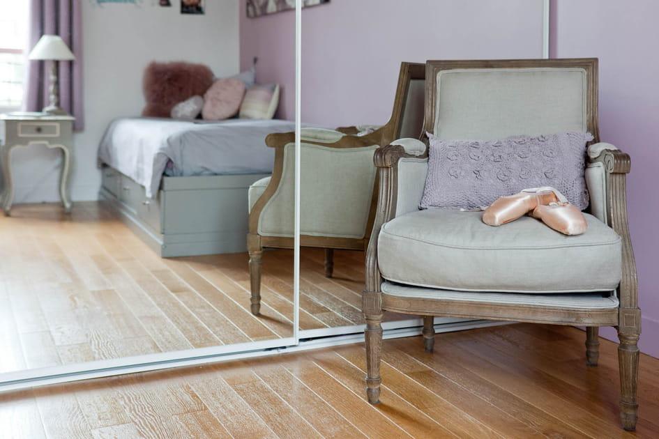 Un fauteuil Louis XVI, c'est chic