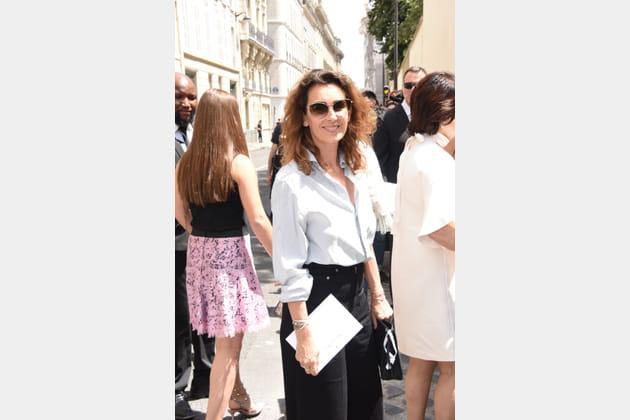 Mademoiselle Agnès chez Christian Dior
