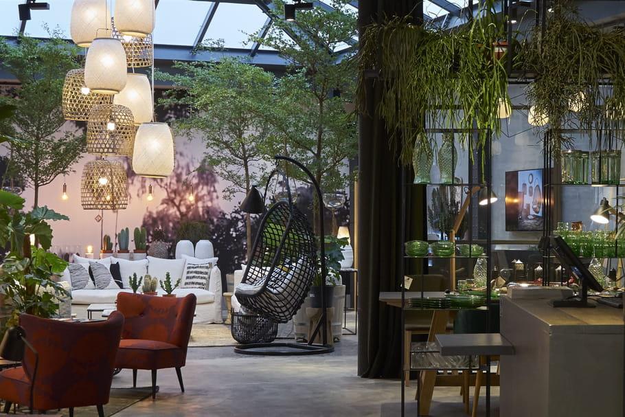 Am pm ouvre une boutique loft de 350 m paris - La redoute interieur boutique ...
