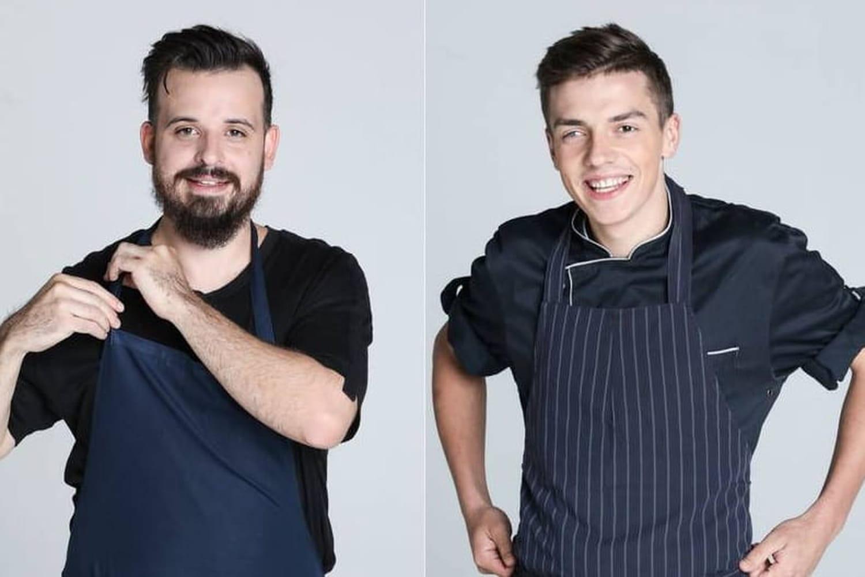 Mallory et Adrien de Top Chef ouvrent leur friterie à Bruxelles