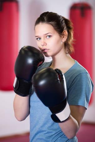En huitième position : la boxe