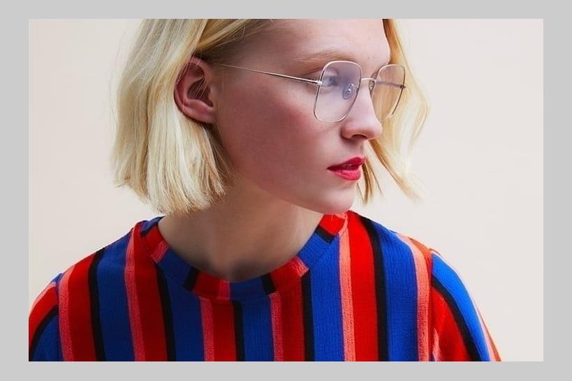Des montures de lunettes pour voir et être vues