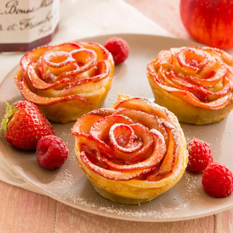 40 recettes de desserts aux pommes - Cuisine de a a z desserts ...