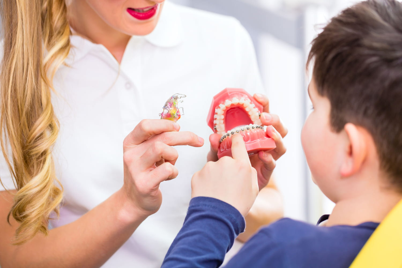 Orthodontie enfant: indications et tarifs