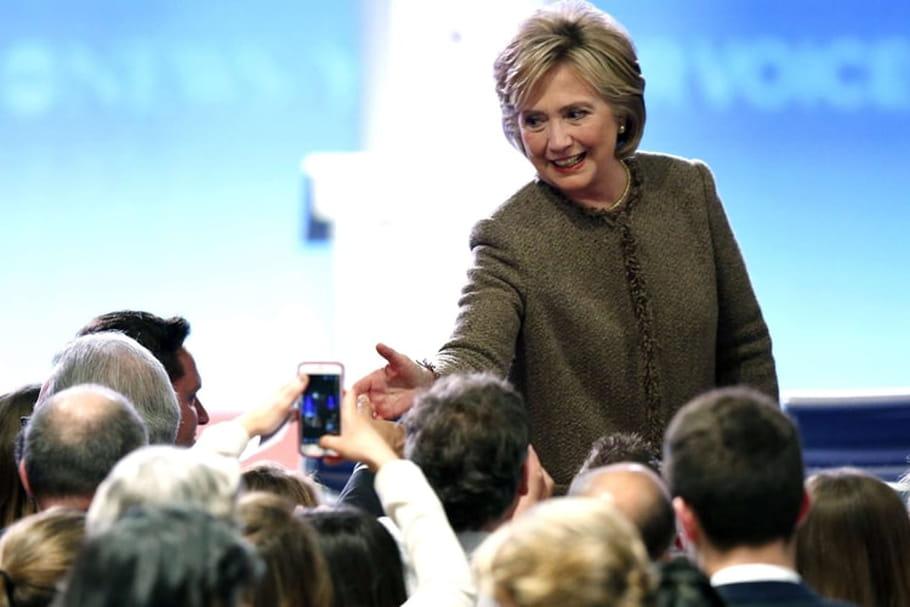 Hillary Clinton, grande gagnante démocrate