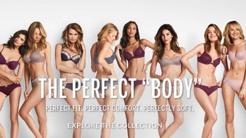 The Perfect Body de Victoria's Secret fait polémique