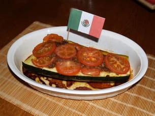 courgettes à la mexicaine