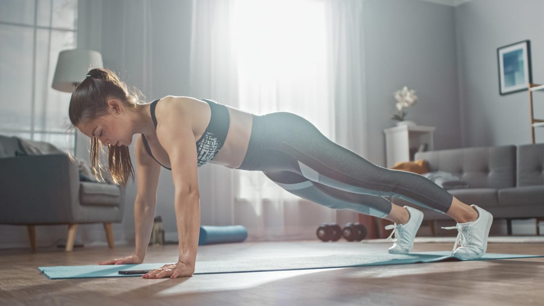 10applis mobiles pour faire du sport à la maison