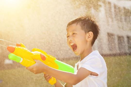Les meilleurs pistolets à eau pour enfants