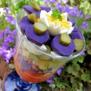 piémontaise violette