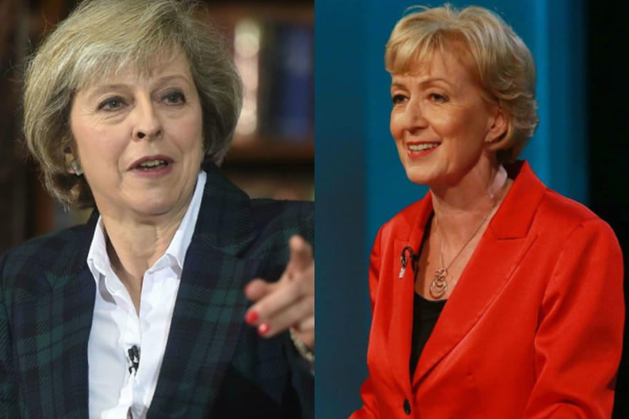 Un duel de femmes pour succéder à David Cameron