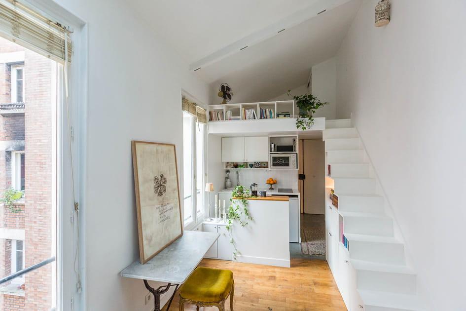 Despetits appartements gonflés d'idées