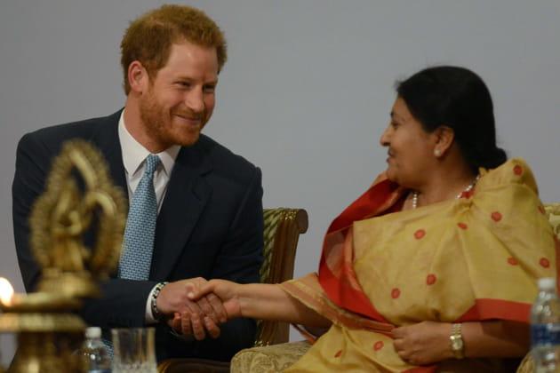 Prince Harry: sa visite au Népal