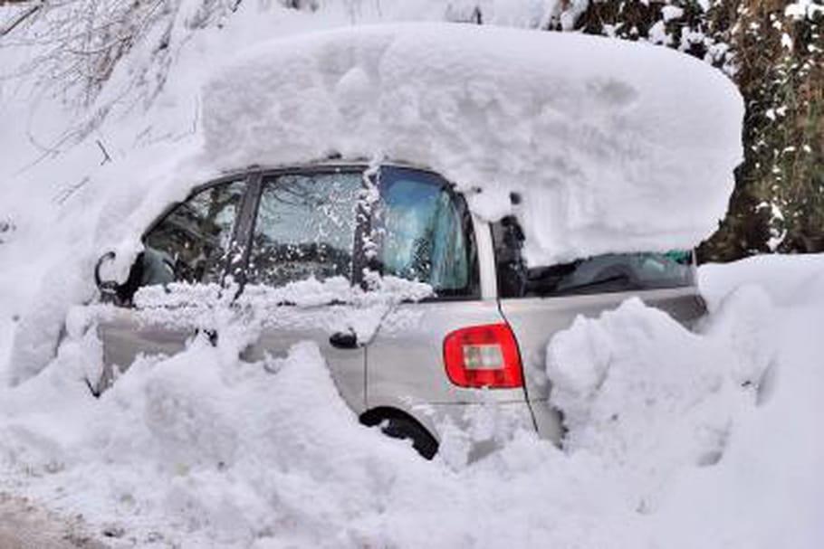 Astuce hiver voiture