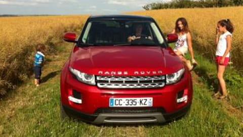 Range Rover Evoque : Women's World Car of the Year