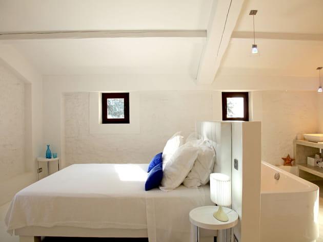Chambre comme à l'hôtel immaculée