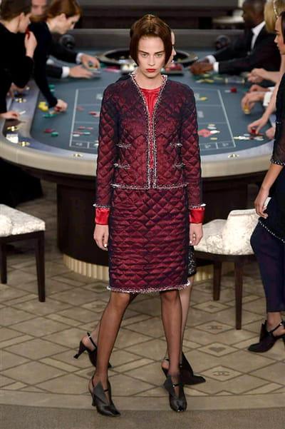 Chanel - Automne-Hiver 2015-2016