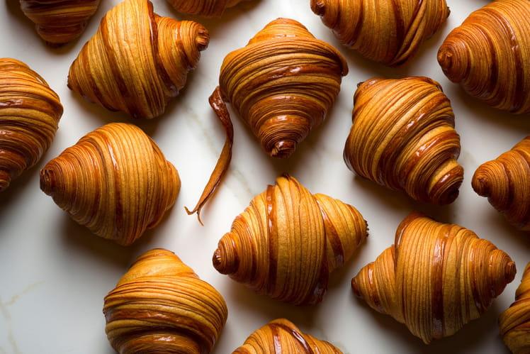 Croissants de Cédric Grolet