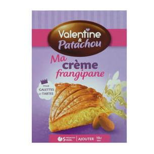 préparation pour crème frangipane