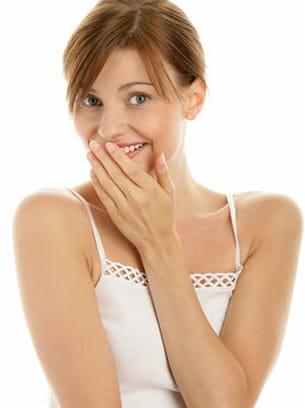 la mauvaise haleine est liée à un problème bucco-dentaire dans 90% des cas.