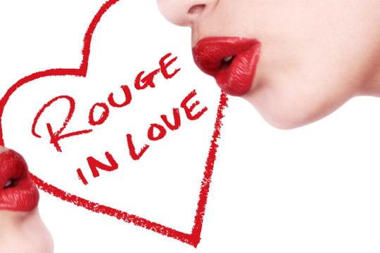 Lancement du film Rouge In Love de Lancôme