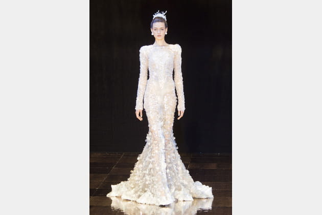 Défilé Guo Pei