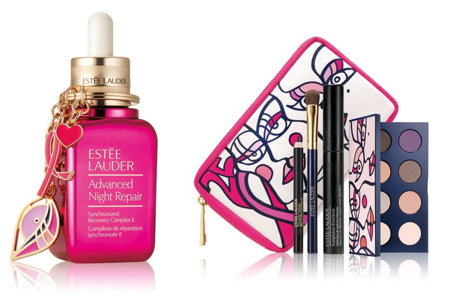 Estée Lauder lance sa collection ruban rose 2017