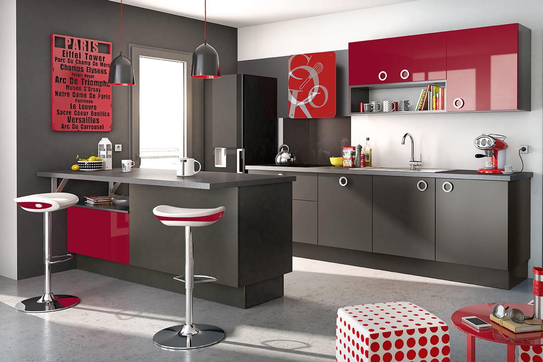 cuisine urban de socoo 39 c. Black Bedroom Furniture Sets. Home Design Ideas