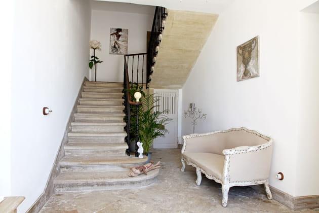 Escaliers d'époque