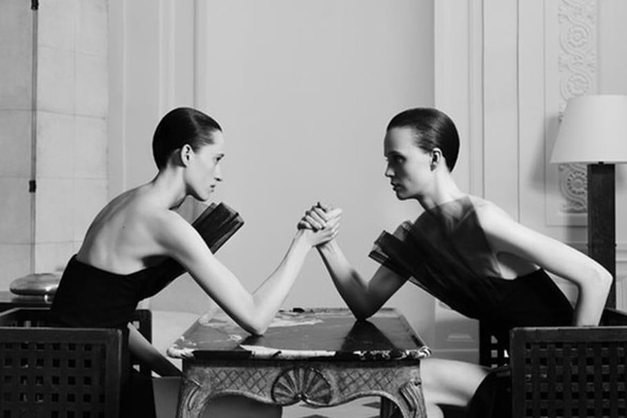 La haute couture de retour chez Yves Saint Laurent